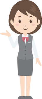 Women | OL | Bank Uniforms | Information