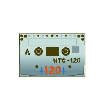 Cassette tape 1