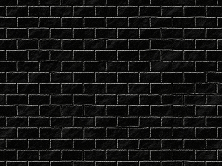 Background material * Brick (black)