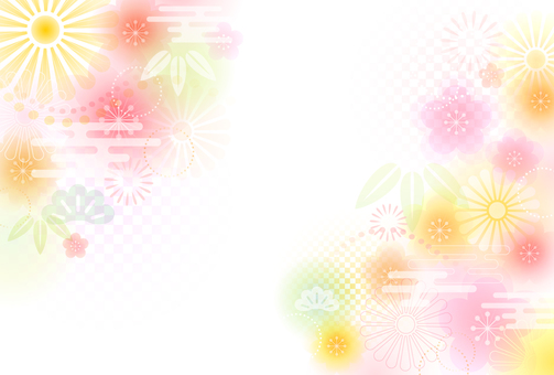 【Ai, png, jpeg】 year-like material 48