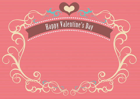 Valentine's frame 10