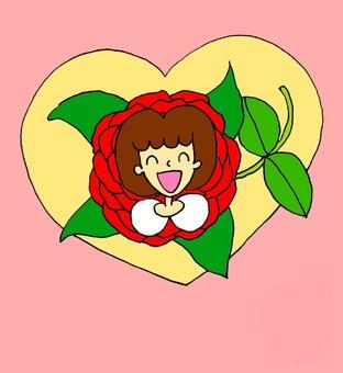 장미 꽃 (잘 부탁해!)