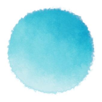 Watercolor circle 2