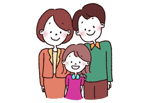 Family of 3