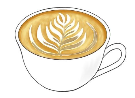 Caffe latte (tree)