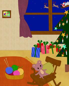크리스마스의 밤