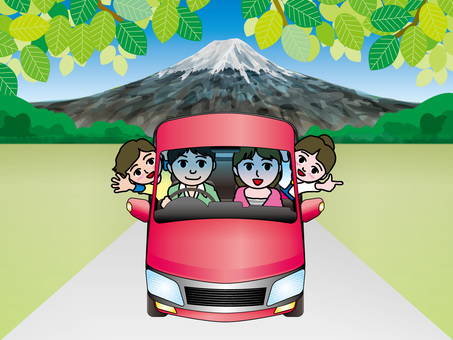 Road Chapter 10 Drive to Mt. Fuji