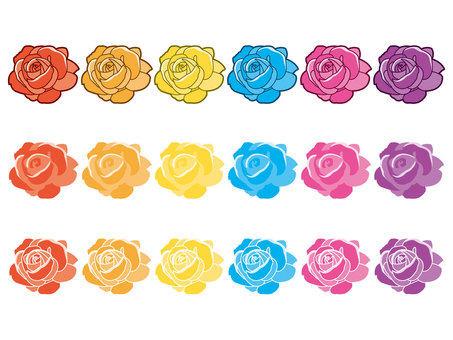 Plant / Rose / Variation