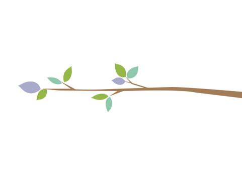 Tree branch 4
