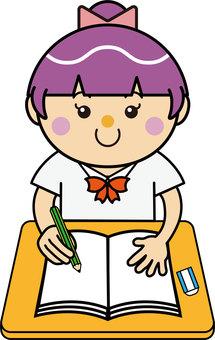 Student 05_15 (girl, study)