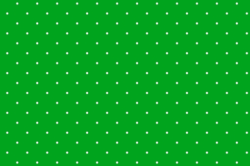 Dot green background