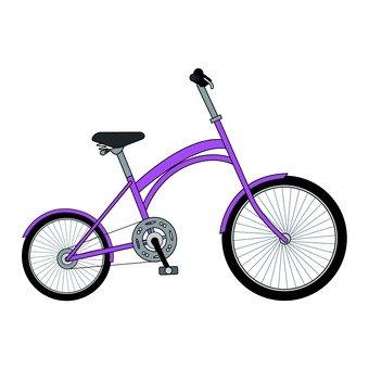 클래식 자전거