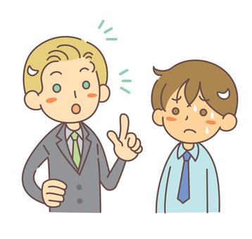 Conversation Foreign men and Japanese men 6