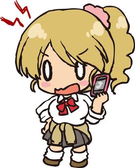 Gal(電話2)