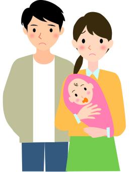 아기와 가족 문제 해결