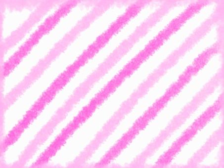 대각선 스트라이프 핑크