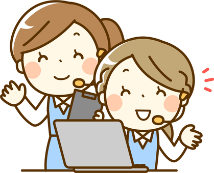 Call center associates