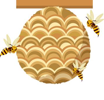 Hornet's horn