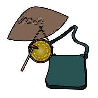 Train monk items