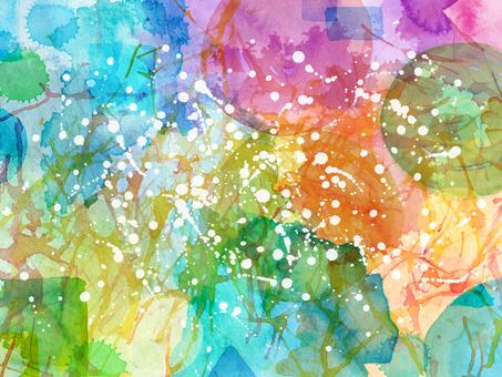 Watercolor Grunge 1