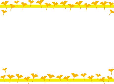 Ginkgo frame