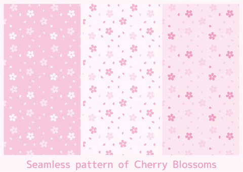 パターン03_桜