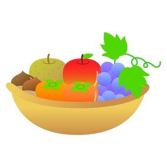 Autumn Festival - Assorted Fall Fruit Platter