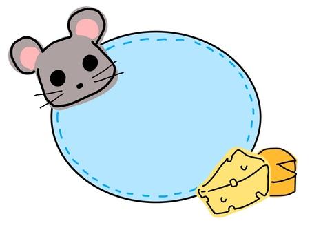 Mouse frame