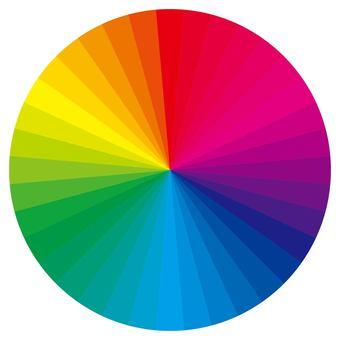 36 color circles