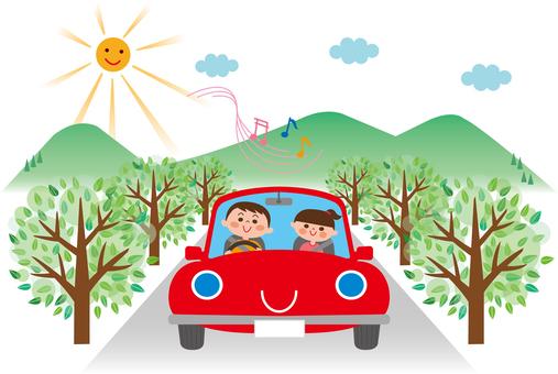 Drive (fresh green)
