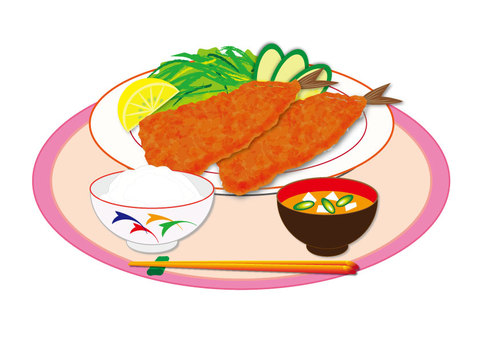 Asafly (set aside fish set)