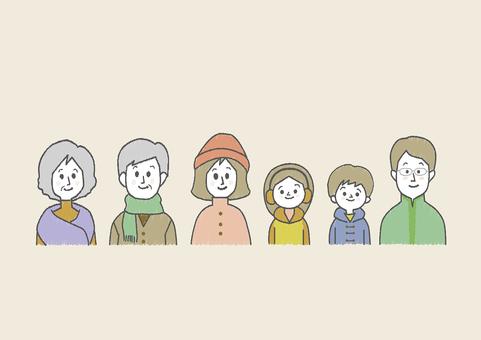 Family _02 winter