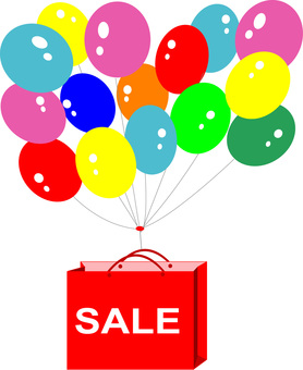 Year-end sale