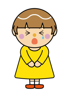 Girl 02_05 (Crying face)