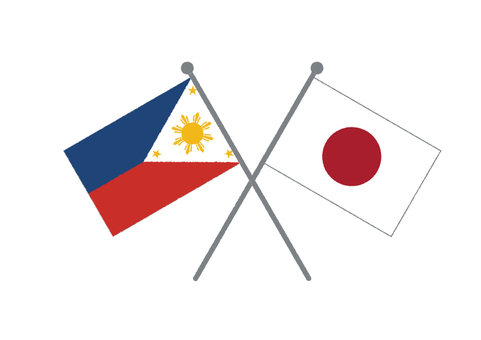 Flag (Japan & Philippines)