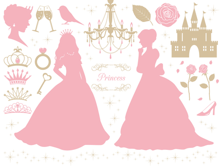 Princess set 02