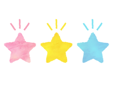 Star colorful