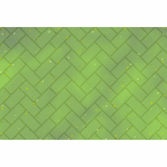 Japanese Pattern Background / Higaki / Green