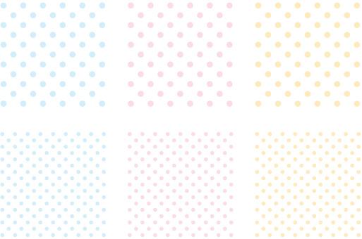 Dot pattern (pattern swatch)