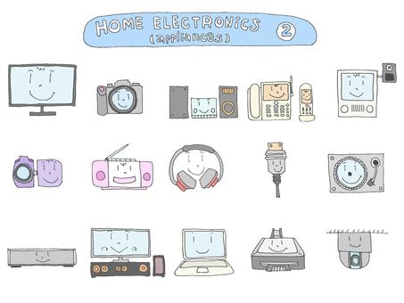Smile home appliances ② color