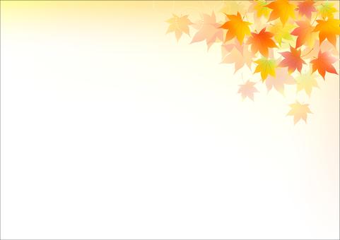Fall image material 3