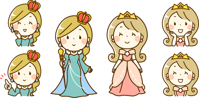 Princess and Princess