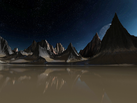 惑星の自然