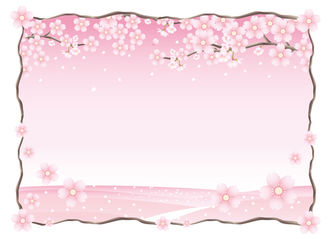 Cherry blossom background 2