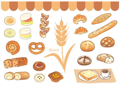麵包庫存2