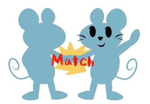 Matched mouse