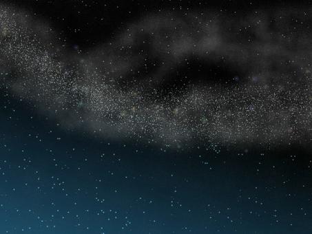 Milky Way Illustration