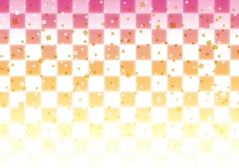 Checkerboard background 04