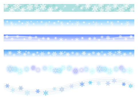【Ai, png, jpeg】 Winter material 26