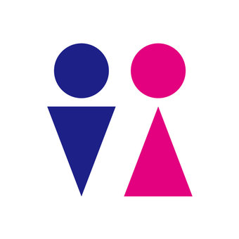 Men and women icon